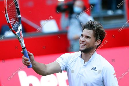 Editorial photo of Bett1ACES tennis tournament in Berlin, Germany - 15 Jul 2020