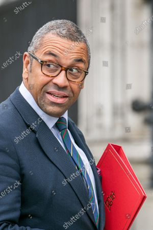 Stock Photo of James Cleverly,COnservative Member of Parliament for Braintree