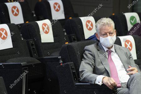 Editorial photo of Virus Outbreak , Brussels, Belgium - 14 Jul 2020