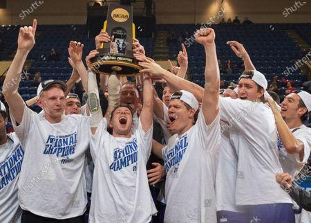 Editorial photo of NCAA St Thomas DI, Salem, United States - 19 Mar 2016