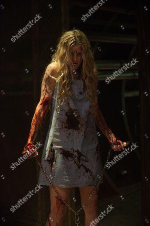 Stock Photo of Sheri Moon Zombie as Baby