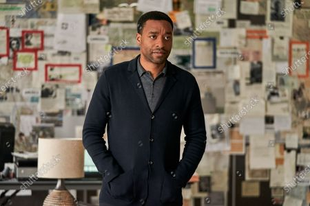 Chiwetel Ejiofor as Copley