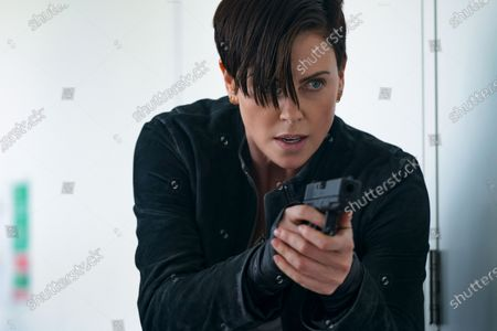 Charlize Theron as Andy