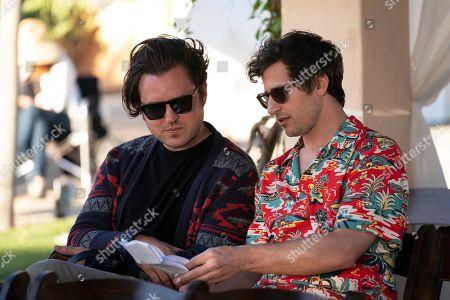 Andy Siara Writer and Andy Samberg as Nyles