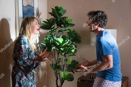 Meredith Hagner as Misty and Andy Samberg as Nyles
