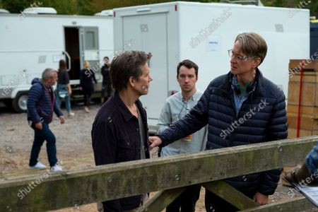 Kevin Bacon as Theo Conroy and David Koepp Writer/Director
