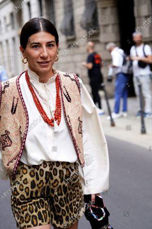 Stock Picture of Alessandra Airo