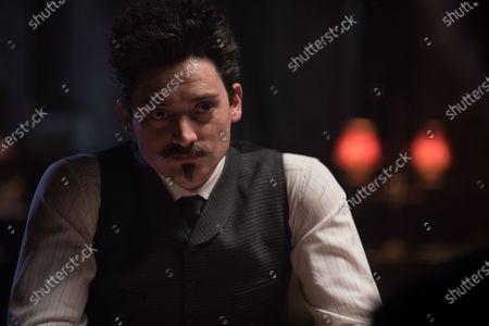 Sam Riley as Pierre Curie