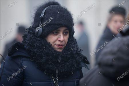 Marjane Satrapi Director