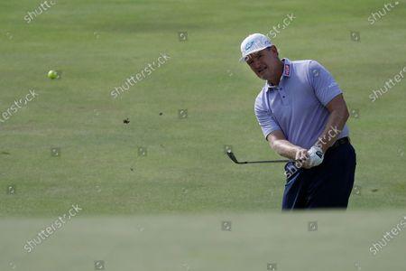 Editorial image of Memorial Golf, Dublin, United States - 16 Jul 2020