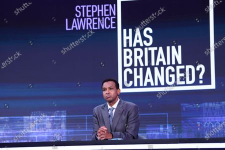 Editorial photo of 'Stephen Lawrence: - Has Britain Changed?' TV Show, London, UK - 16 Jul 2020