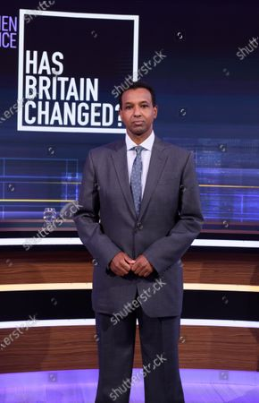 Editorial picture of 'Stephen Lawrence: - Has Britain Changed?' TV Show, London, UK - 16 Jul 2020