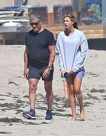 Editorial photo of Sylvester Stallone out and about, Los Angeles, USA - 16 Jul 2020