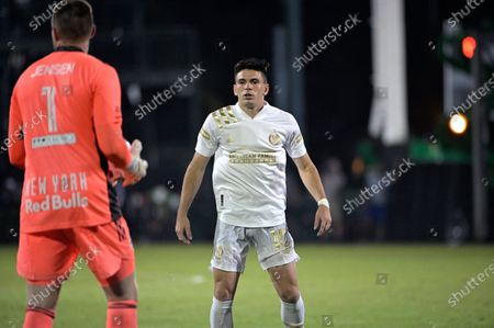Editorial picture of MLS Red Bulls Atlanta United Soccer, Kissimmee, United States - 11 Jul 2020