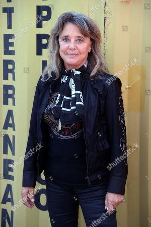 Editorial picture of Suzi Quatro in Hamburg, Germany - 16 Jul 2020