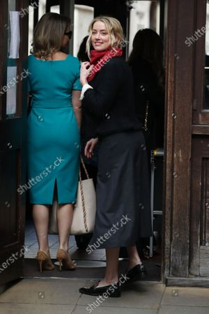 Editorial photo of Johnny Depp v The Sun libel trial, The Royal Courts of Justice, London, UK - 17 Jul 2020