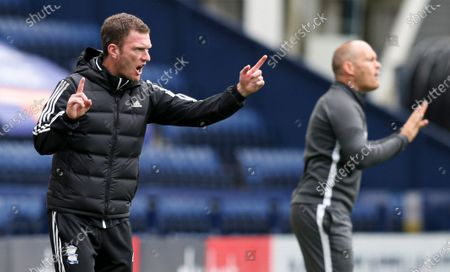 Birmingham City manager Craig Gardner