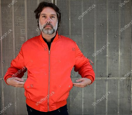 Rufus Wainwright poses for the photographer during an interview with EFE in Madrid, Spain, 17 July 2020. His latest album 'Unfollow the Rules' was released on 10 July 2020.