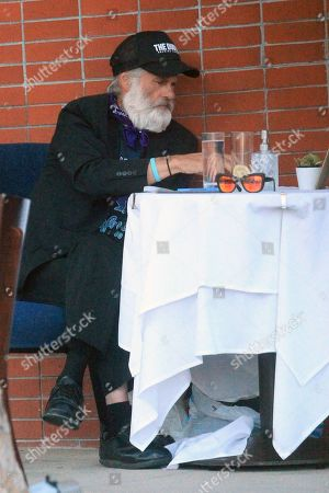 Editorial picture of Jonathan Goldsmith out and about, Los Angeles, USA - 16 Jul 2020