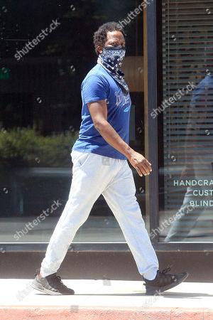Stock Image of Harold Perrineau