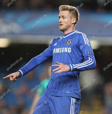 Editorial picture of Chelsea v FC Schalke, Football, Champions League, Stamford Bridge, London, UK - 13/11/2013