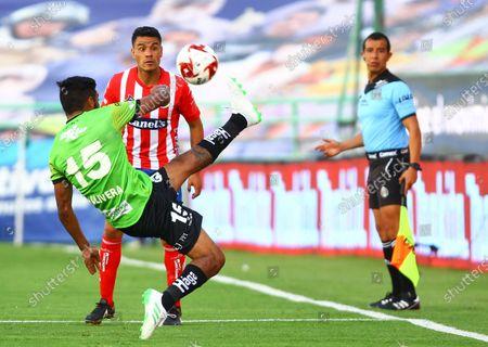 Editorial image of San Luis vs Juarez, Leon, Mexico - 17 Jul 2020
