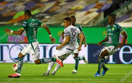 Editorial picture of Leon vs Pachuca, Mexico - 17 Jul 2020