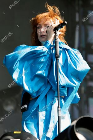 Alison Goldfrapp of Goldfrapp