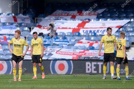 Editorial picture of Queens Park Rangers v Millwall, Sky Bet Championship, Football, The Kiyan Prince Foundation Stadium, London, UK - 18 Jul 2020