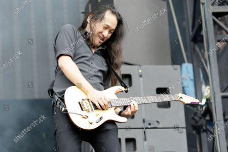 Herman Li of Dragonforce