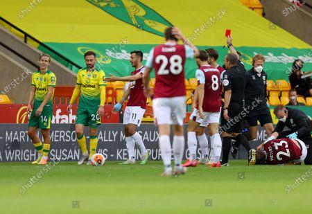 Editorial picture of Soccer Premier League, Norwich, United Kingdom - 18 Jul 2020