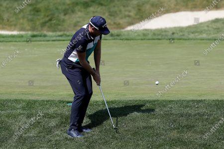Editorial picture of Memorial Golf, Dublin, United States - 18 Jul 2020