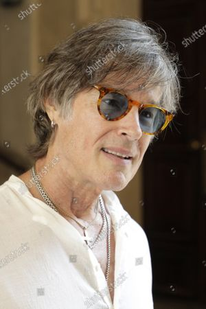 Ronn Moss during the casting