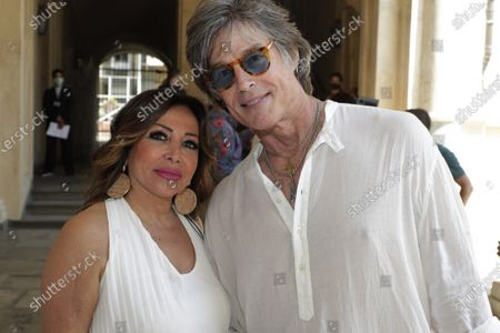 Editorial picture of Casting of Ronn Moss for a film that will see him in the role of director,Turin, Italy - 16 Jul 2020