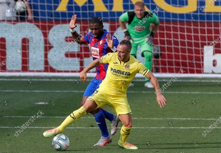 Editorial picture of Villarreal CF vs SD Eibar, Spain - 19 Jul 2020