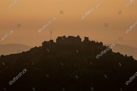 Editorial image of Locals visit medieval Ajloun Castle as Jordan seeks to boost its domestic tourism sector, Aljoun - 19 Jul 2020