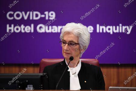 Editorial photo of Investigation into hotel quarentine protocol in wake out COVID-19 outbreaks in Melbourne, Australia - 20 Jul 2020