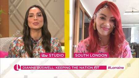 Christine Lampard, Dianne Buswell