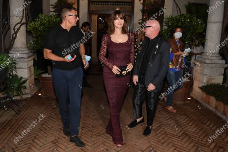 Editorial picture of Taormina Film Festival, Evening in honor of Dolce Gabbana, Italy - 18 Jul 2020