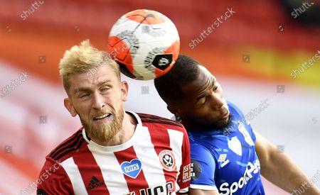 Editorial photo of Sheffield United vs Everton, United Kingdom - 20 Jul 2020