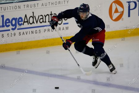 Editorial picture of Blue Jackets Hockey, Columbus, United States - 20 Jul 2020