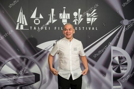 Taiwanese film director, Tsai Ming-Liang attends a press conference as he promotes his new film ''Days / Rizi' during the Taipei film festival. The film 'Days / Rizi' was selected to compete for the Golden Bear in the main competition section, and won the jury Teddy Award at the 70th Berlinale.