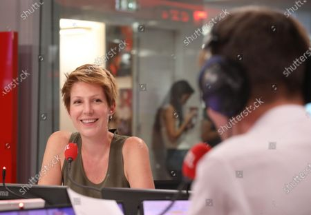 Natacha Polony on RTL radio