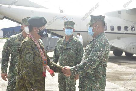 Editorial picture of Bangsamoro Inter Agency Task Force, Bongao, Tawi-Tawi, Philippines - 21 Jul 2020