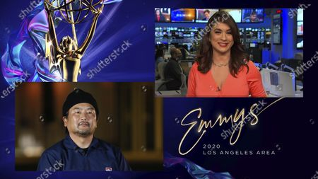 Editorial image of 72nd Area Emmy Awards, Los Angeles, United States - 16 Jul 2020