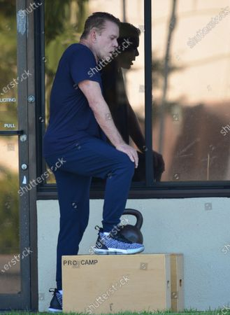 Editorial photo of Ray Liotta out and about, Venice, Los Angeles, USA - 21 Jul 2020