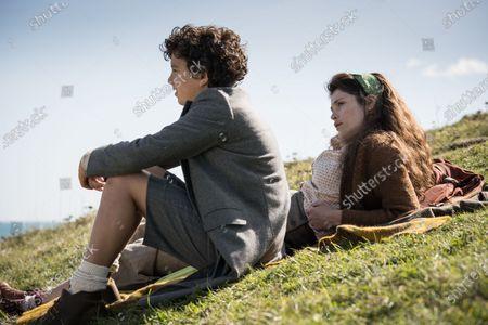 Lucas Bond as Frank and Gemma Arterton as Alice