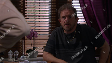 Emmerdale - Ep 8816 Monday 3rd August 2020 When Amelia Spencer tries to encourage Dan Spencer, as played by Liam Fox, to go ahead with the expensive physio sessions, he lashes out and shouts at her.