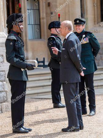 Stock Image of Prince Philip