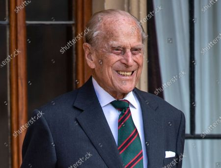 Stock Picture of Prince Philip